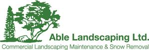 Able Landscaping Ltd
